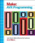 Make: Avr Programming: Hardware Programming with Microcontrollers