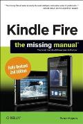 Kindle Fire The Missing Manual 2nd Edition