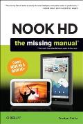 NOOK HD; the missing manual, 2d ed