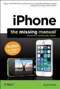 iPhone The Missing Manual 7th...