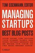 Managing Startups Best Blog Posts