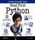 Head First Python 1st Edition