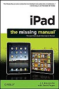 iPad The Missing Manual 1st Edition