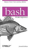 Bash Pocket Reference Cover