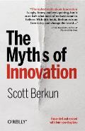 Myths of Innovation Cover