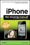 iPhone The Missing Manual 4th Edition