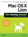 Mac OS X Lion: The Missing Manual Cover