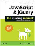 JavaScript & jQuery The Missing Manual 2nd Edition