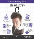 Head First C Cover
