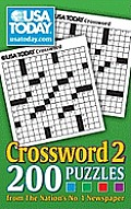 USA Today Crossword 2: 200 Puzzles from the Nation's No. 1 Newspaper Cover
