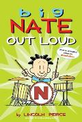 Big Nate Out Loud Cover