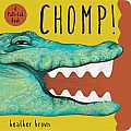 Chomp A Pull Tab Book