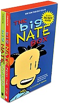 Big Nate Out Loud & from the Top Boxed Set