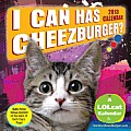 I Can Has Cheezburger? 2013 Day-To-Day Calendar: A Lolcat Kalendar