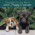The Sueellen Ross Puppy 2013 Mini Wall Calendar Cover