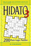 Hidato 3: 200 Pure Logic Puzzles Cover