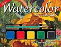 Cal13 Watercolor Day To Day Calendar