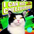 I Can Has Cheezburger? 2013 Wall Calendar: A Lolcat Kalendar Cover