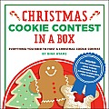 Christmas Cookie Contest in a Box: Everything You Need to Host a Christmas Cookie Contest [With 12 Numbered Place Cards/6 Scorecards and 5 Judge Badge Cover