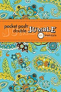 Pocket Posh Double Jumble: 100 Puzzles (Pocket Posh) Cover
