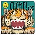 Chomp Zoo A Pull tab Book