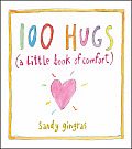 100 Hugs: A Little Book of Comfort
