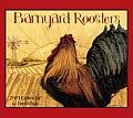Barnyard Roosters Deluxe Calendar