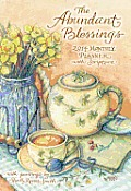 The Abundant Blessings Monthly Planner