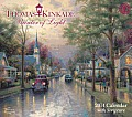 Thomas Kinkade Painter of Light Calendar: With Scripture
