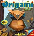 Easy Origami Fold-A-Day 2014 Calendar