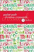 Pocket Posh Christmas Crosswords 4: 75 Puzzles