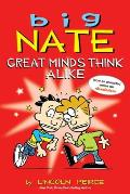 Big Nate: Great Minds Think Alike (Amp! Comics for Kids)