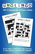 Unolingo: 100 Crosswords Without Clues
