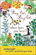 Pocket Posh Cat Lover's Puzzle & Quiz Book: 100 Puzzles (Pocket Posh)
