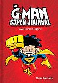 The G-Man Super Journal: Awesome Origins (Amp Comics for Kids)