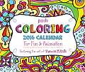 Posh: Coloring 2016 Day-To-Day Calendar: Posh: Coloring 2016 Day-To-Day Calendar