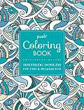 Posh Adult Coloring Book:...