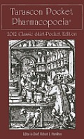 Tarascon Pocket Pharmacopoeia 2012 Classic Shirt-Pocket Edition Cover