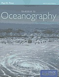 Invitation To Oceanography - With Access (6TH 13 Edition)