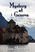 Mystery at Geneva Cover
