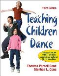 Teaching Children Dance-with CD (3RD 12 Edition)