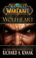World of Warcraft: Wolfheart Cover