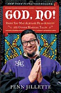 God, No!: Signs You May Already Be an Atheist and Other Magical Tales Cover