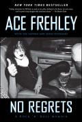 No Regrets: A Rock 'n' Roll Memoir Cover