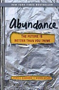 Abundance: The Future Is Better Than You Think Cover