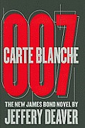 Carte Blanche James Bond