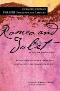Romeo and Juliet (Folger Shakespeare Library) Cover