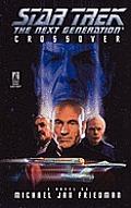 Crossover (Star Trek) by Michael Jan Friedman