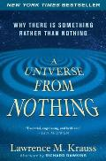 A Universe from Nothing: Why There Is Something Rather Than Nothing Cover
