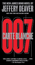 Carte Blanche: The New James Bond Novel Cover